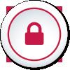 パスワードによるアクセス制限で、特定の方にのみ公開できます