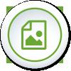ロゴ画像・メイン画像・ホームアイコン画像をアップロードできます